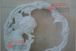 آینه پلی استر الیزابت