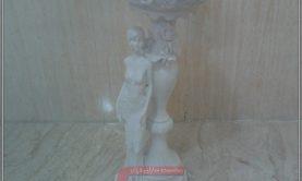 مجسمه پلی استر   آجیل خوری
