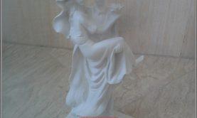 مجسمه عروس داماد پلی استر