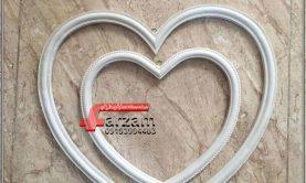 قاب قلبی فایبرگلاس دو سایز