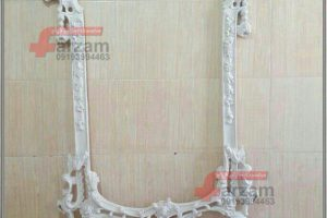 آینه کنسول آرایشگاه | آینه و کنسول