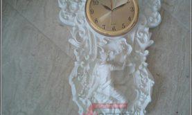 ساعت فایبرگلاس دیواری