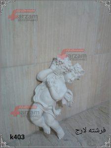 مجسمه فرشته لارج پلی استر