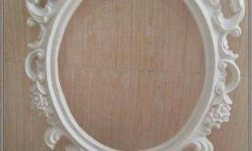 آینه دیوارکوب کایا فایبرگلاس